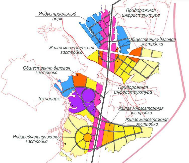 Цели зонирования и основные способы зонирования пространства с примерами | live-design
