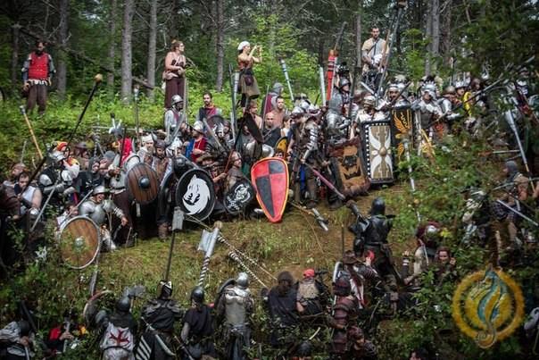 Игры с мечами. как стать ролевиком, что для этого надо сделать и сколько это стоит