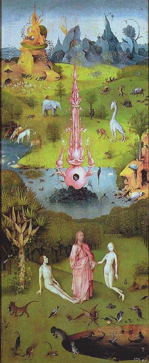 Триптих: что это в живописи?