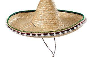 Что такое сомбреро: (это, фото), история сомбреро   категория статей на тему шляпы