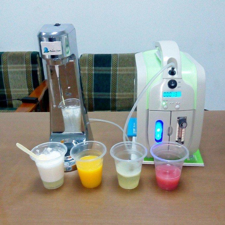? как правильно сделать кислородный коктейль в домашних условиях?