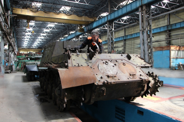 Что такое сау? самоходная артиллерийская установка: классификация, назначение