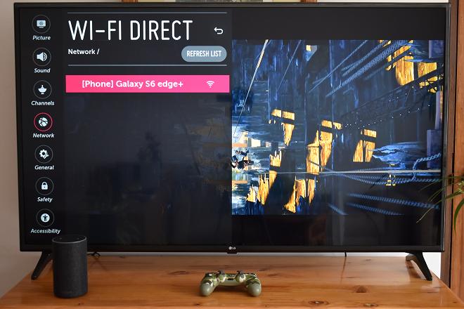Wi-fi direct на телевизоре. что это такое, как включить