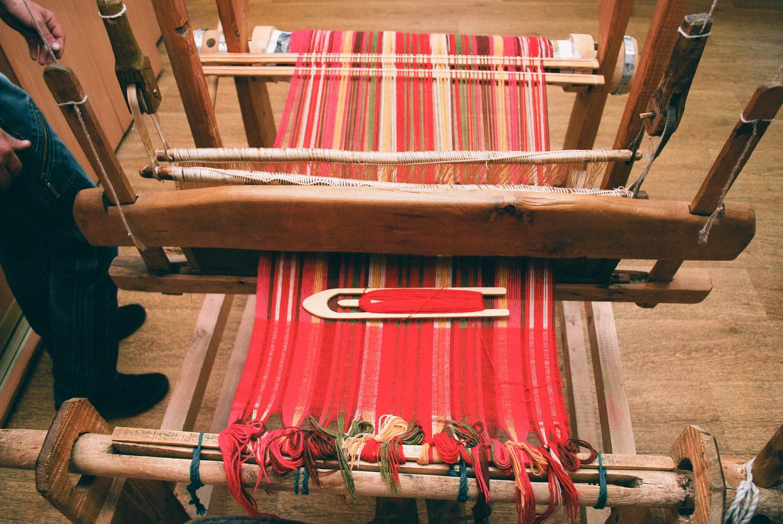 Что такое ткачество? виды и техники ткачества