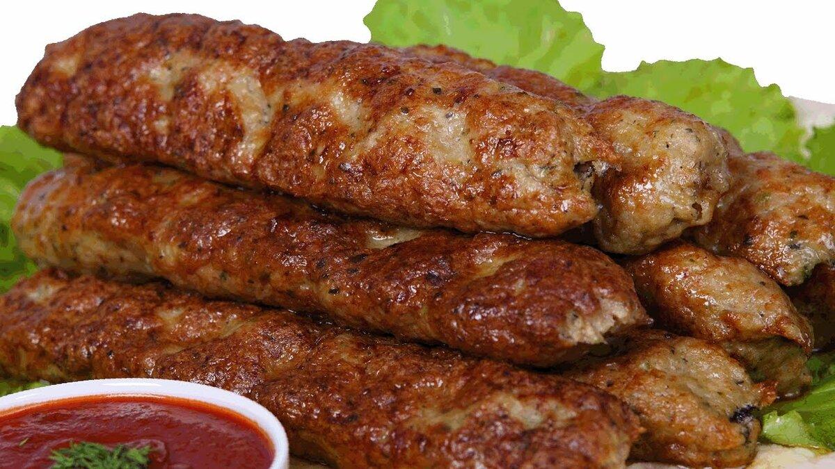 Люля-кебаб – 8 проверенных рецептов с фото и видео