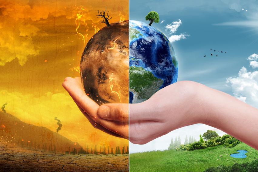 Голубая планета: что люди делают для охраны рек и других природных объектов?