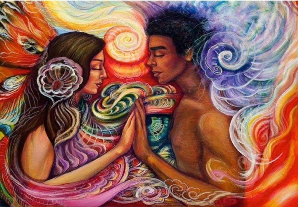 Кармическая связь между мужчиной и женщиной как определить ее по дате рождения