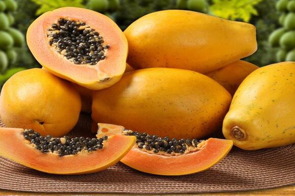 Польза папайи: хранение, показания и противопоказания к употреблению (видео + 75 фото)