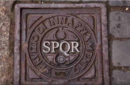 Римский сенат - roman senate
