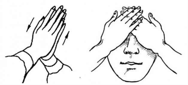 Пальминг для глаз: как делать, описание упражнений, отзывы