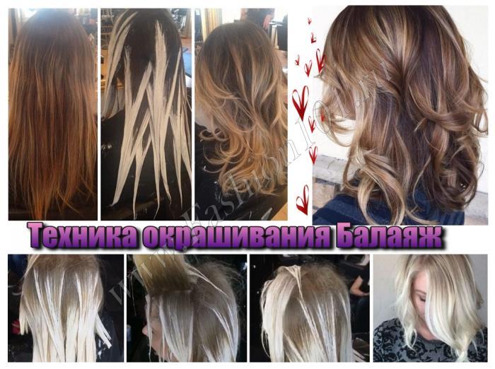 Окрашивания волос омбре – 50 шикарных идей - zachiska