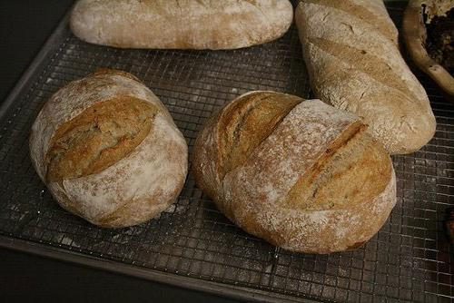 Хлеб подовый: что это такое и как его приготовить дома :: syl.ru