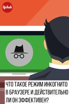 Режим инкогнито и приватность