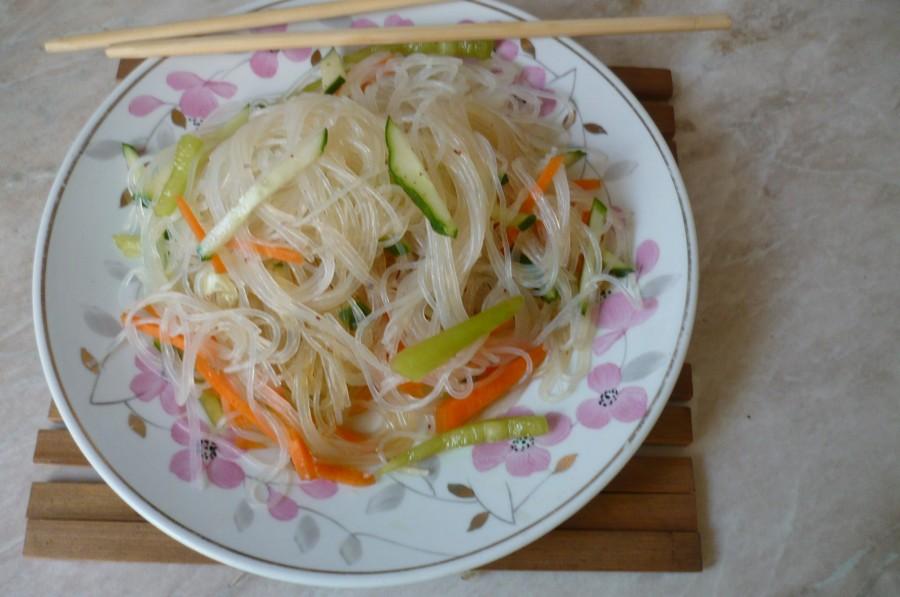 Фунчоза – польза, состав, калорийность, как правильно готовить