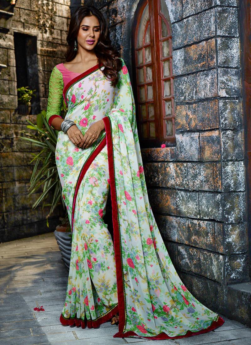 Индийские сари — бесконечная женственность и красота