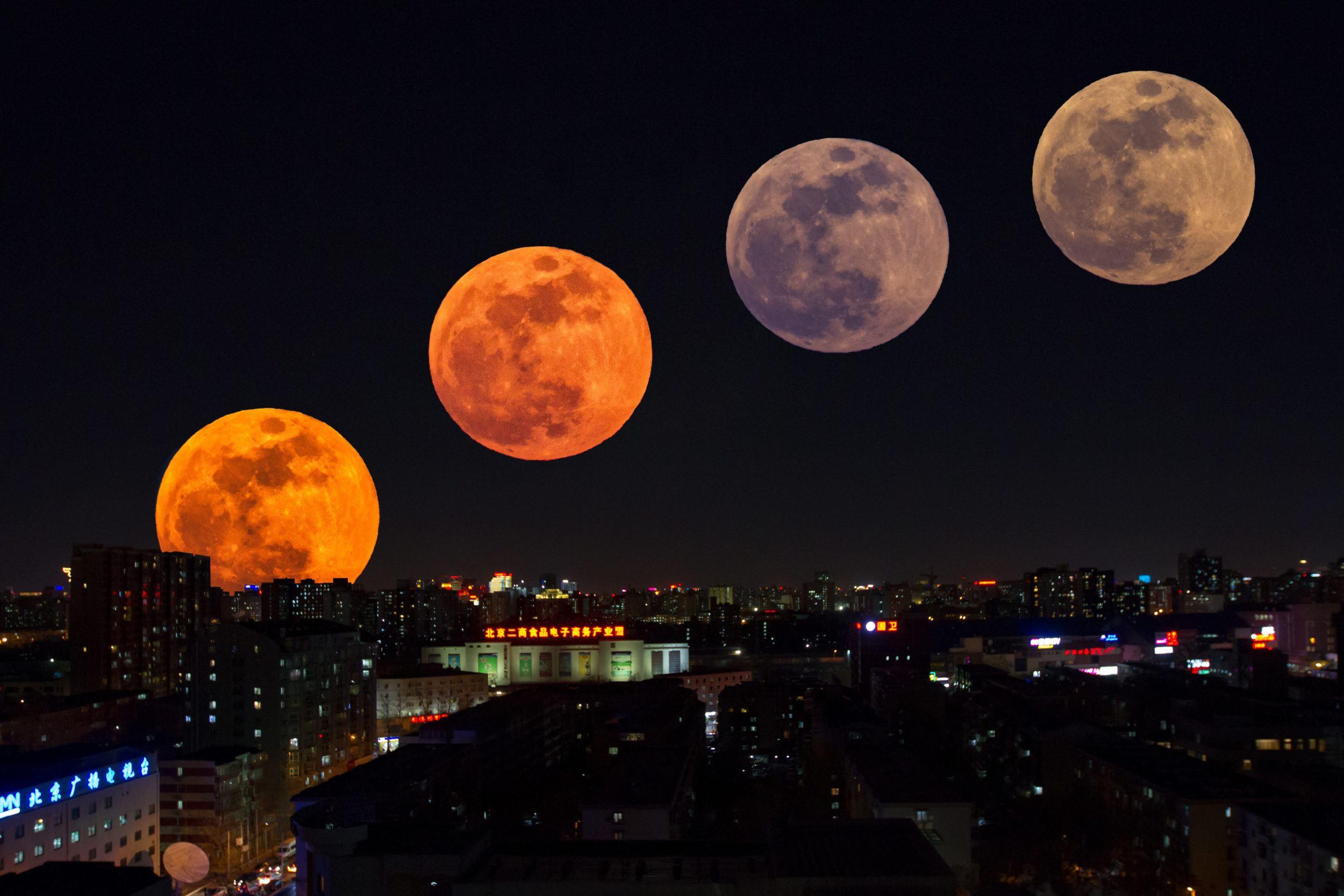 Лунное затмение 5 июля 2020: что принесет это событие