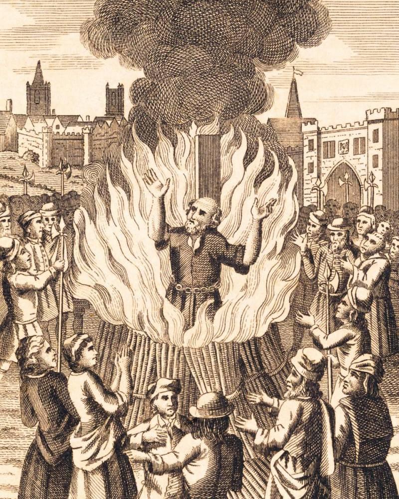 Инквизиция. просто статистика