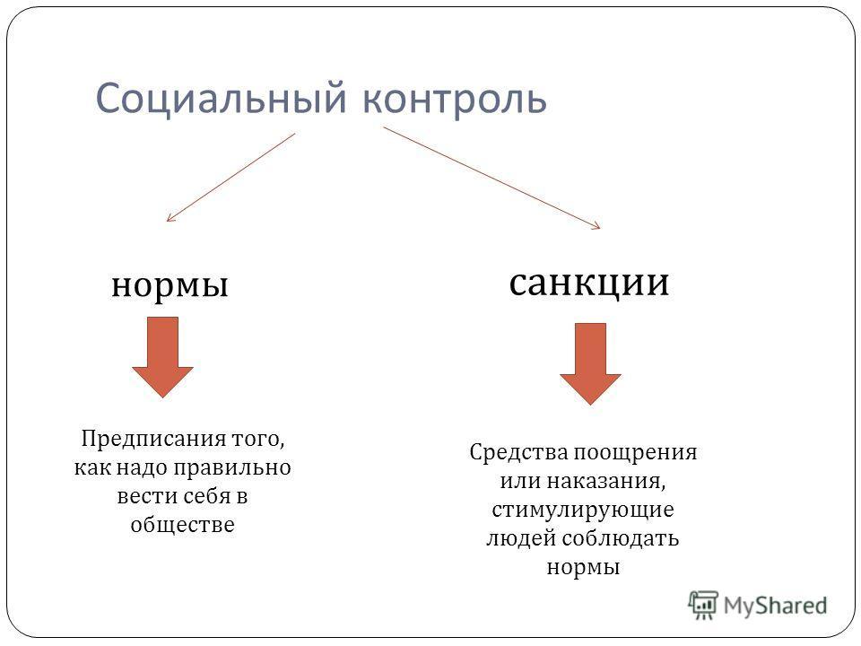 11.социальное поведение и социальный контроль. основы социологии и политологии: шпаргалка