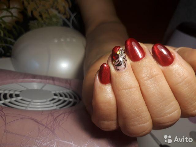 Как делать коррекцию акриловых ногтей?