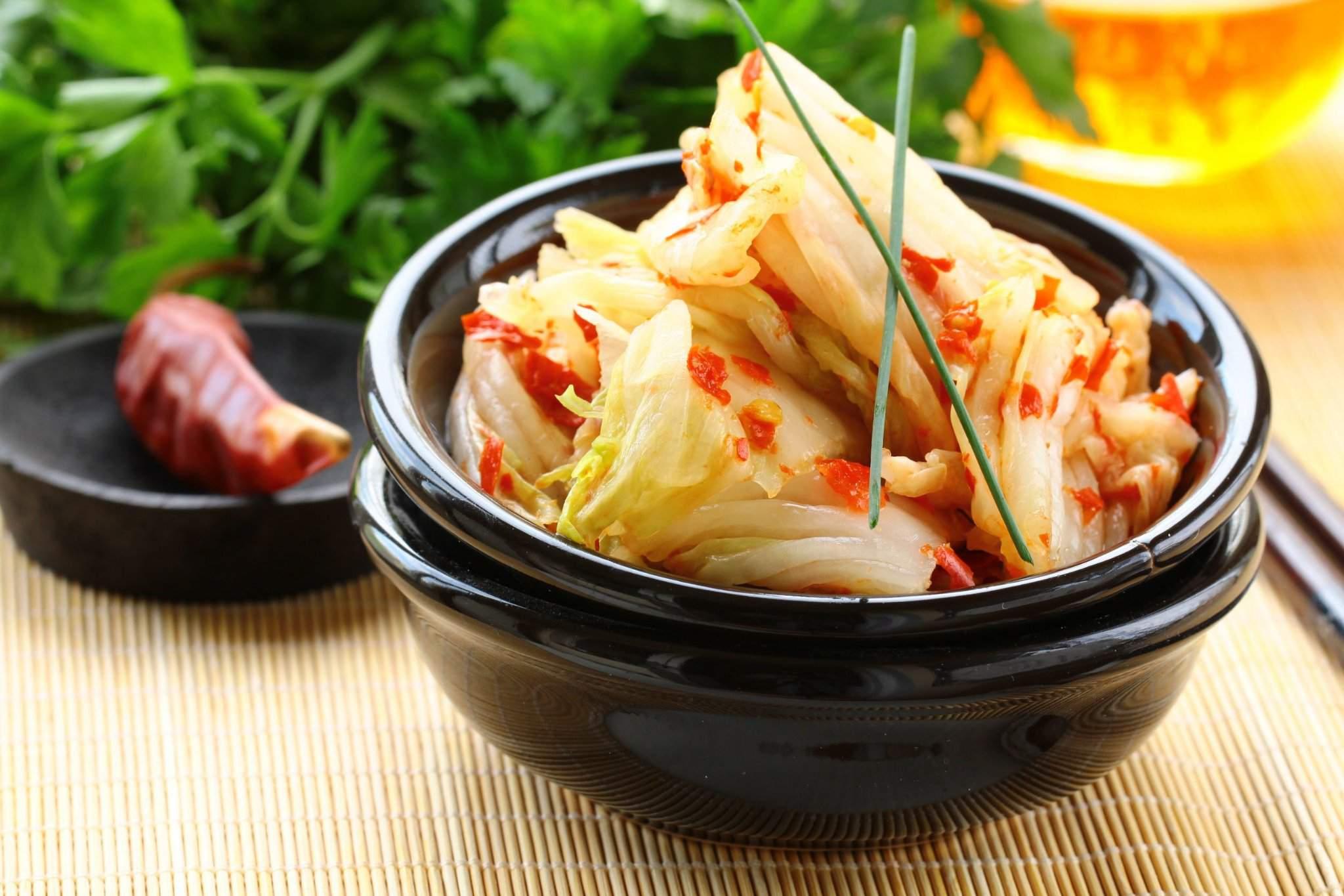 """Кимчи из огурцов """"ои собаги"""" – кулинарный рецепт"""