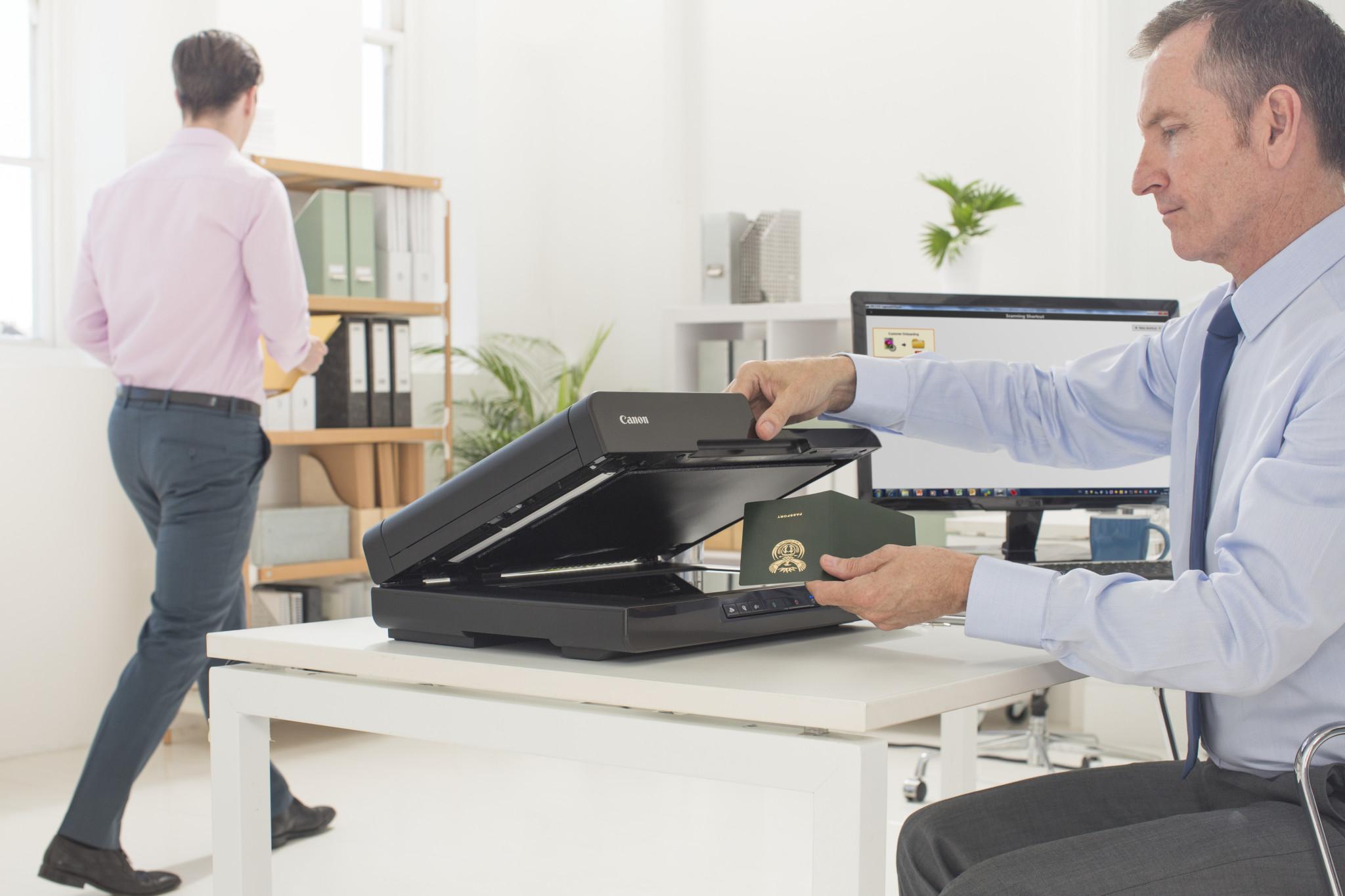 Что такое сканирование документов и как делается