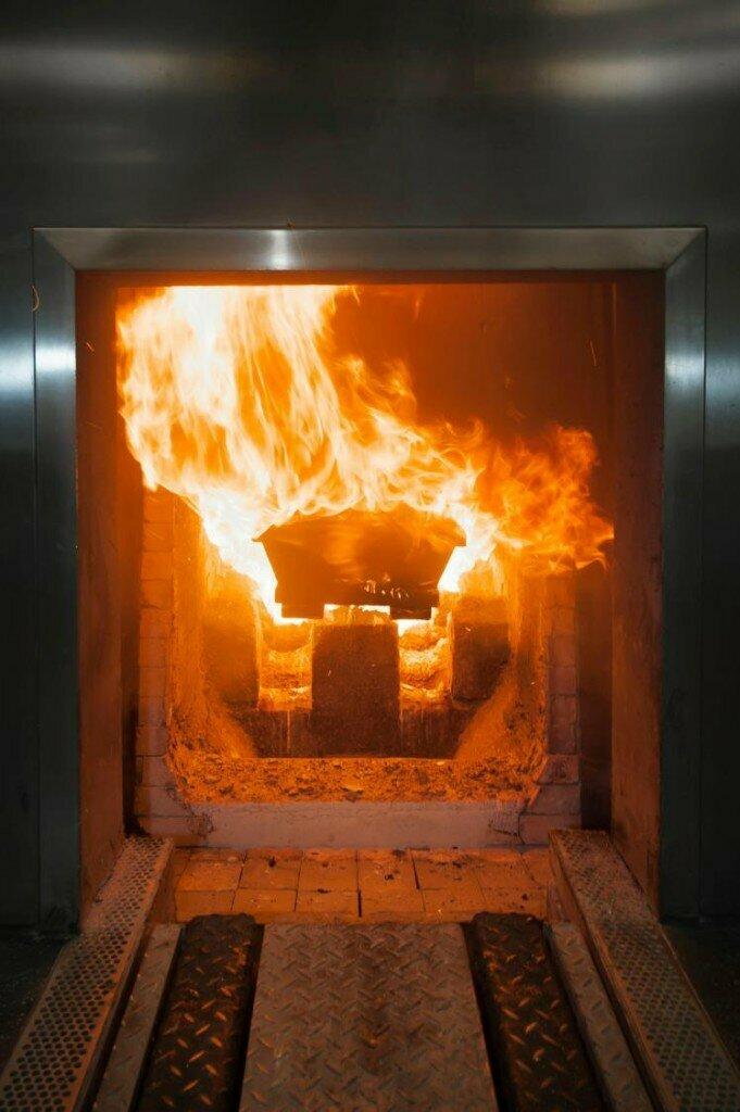 Как происходит кремация человека