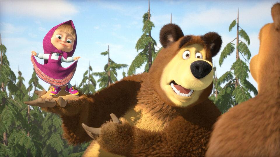 Медведь | маша и медведь вики | fandom