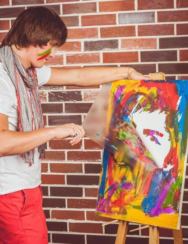 Флип-флоп портрет: технология изготовления и море эмоций