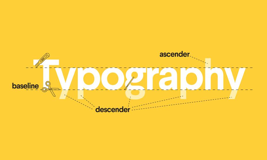 Шрифты. основные понятия и определения.
