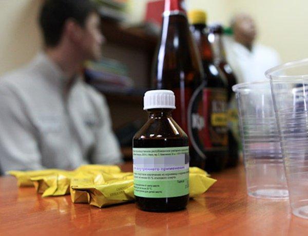 Можно ли пить асептолин, и какие будут последствия. антисептическое средство «асептолин»: состав и область применения