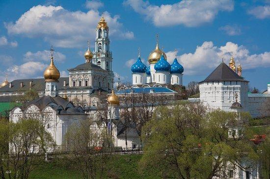 Троице-сергиева лавра – старейшая на территории современной россии