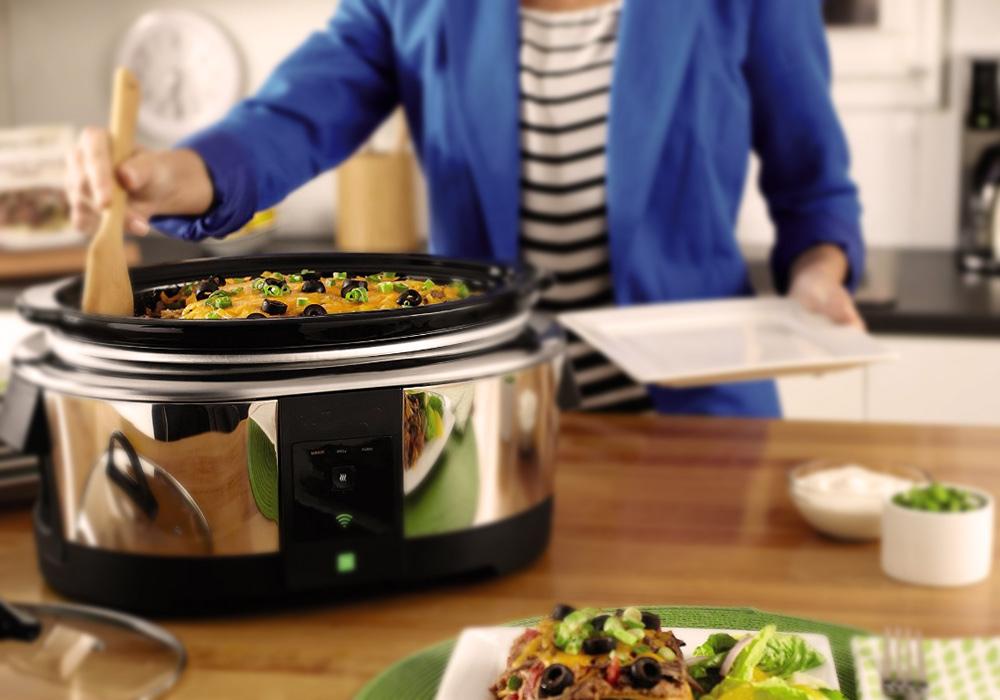 Говядина, тушенная в медленноварке – кулинарный рецепт