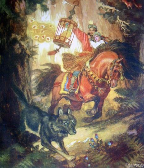 Сказка - это.. русские народные сказки
