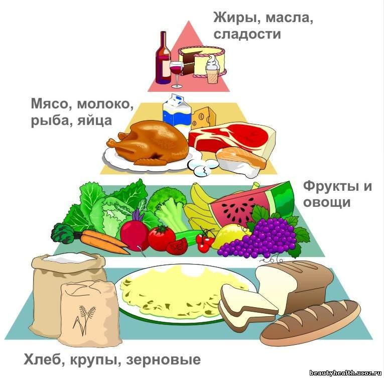 Знакомство с духовной пищей