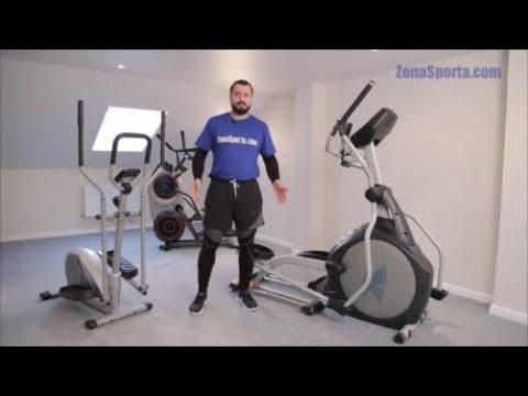Тренажер эллипсоид, какие мышцы работают, как подобрать программу