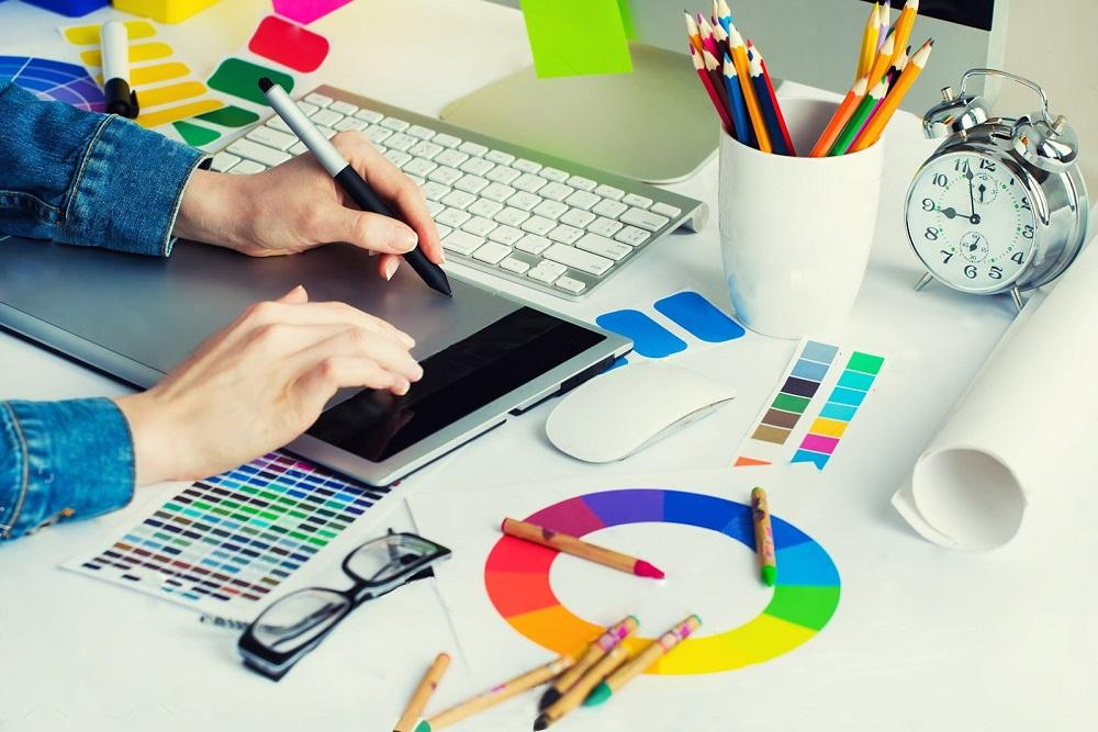 Графический дизайн: курсы, направления и доходы графического дизайнера