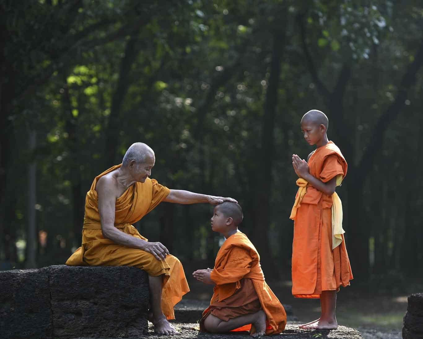 Кто является гуру и как его найти?