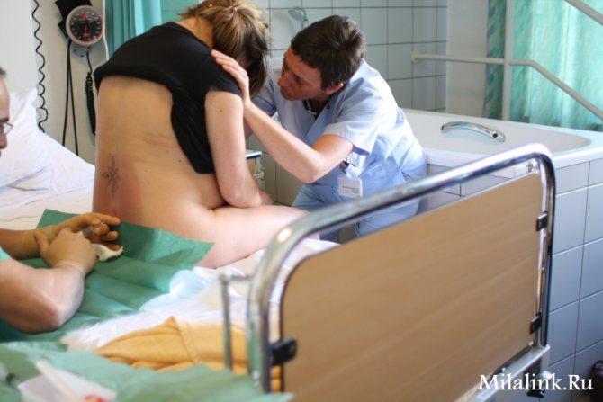 Эпидуральная анестезия при родах: что это такое, последствия / mama66.ru