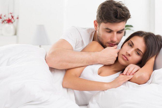 Продолжительность полового акта