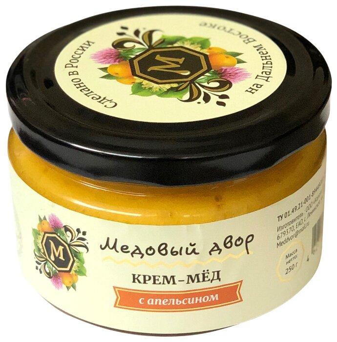 Крем-мед или взбитый мед – кулинарный рецепт