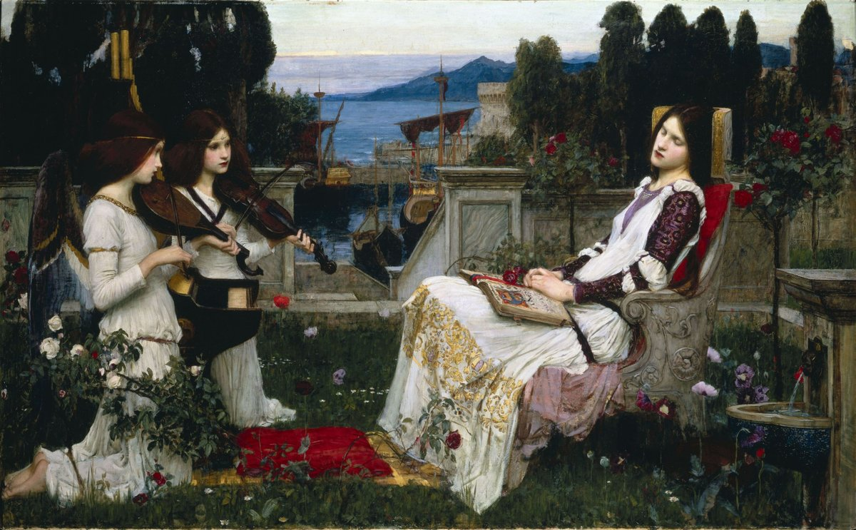 Романтизм — википедия