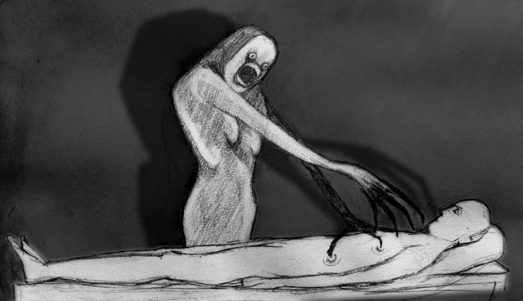 Что такое хоррор?