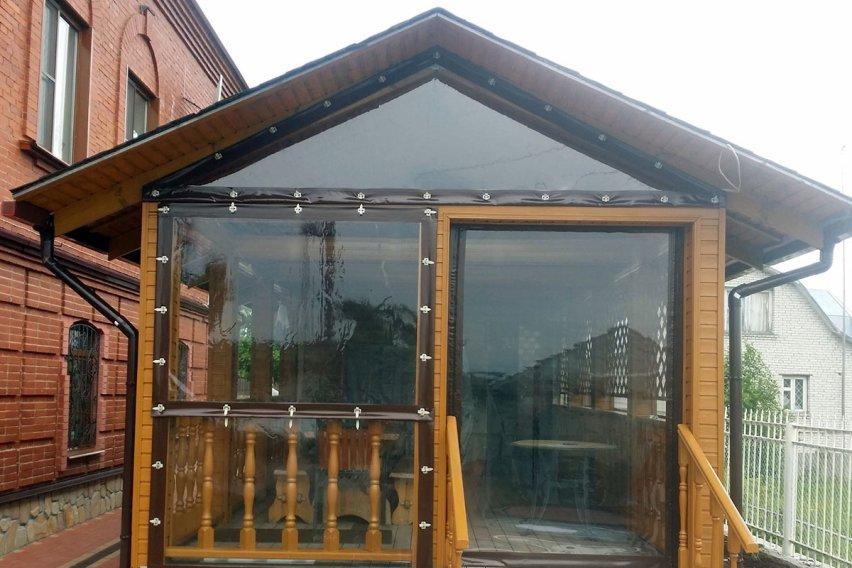 ???? что такое мягкие окна: особенности изготовления и монтажа