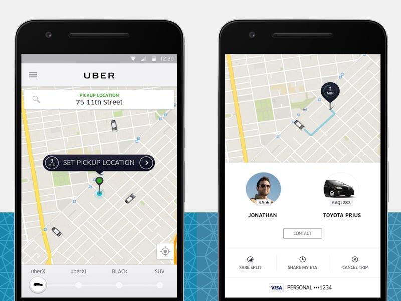 Что такое uber и как им пользоваться