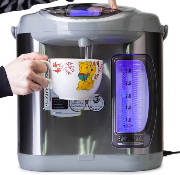 Что лучше выбрать — термопот или электрочайник: советы, сравнение и главные особенности, достоинства и недостатки
