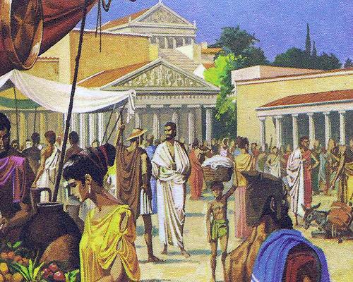 2.что представляла собой греческая община полис?. всеобщая история в вопросах и ответах [litres]