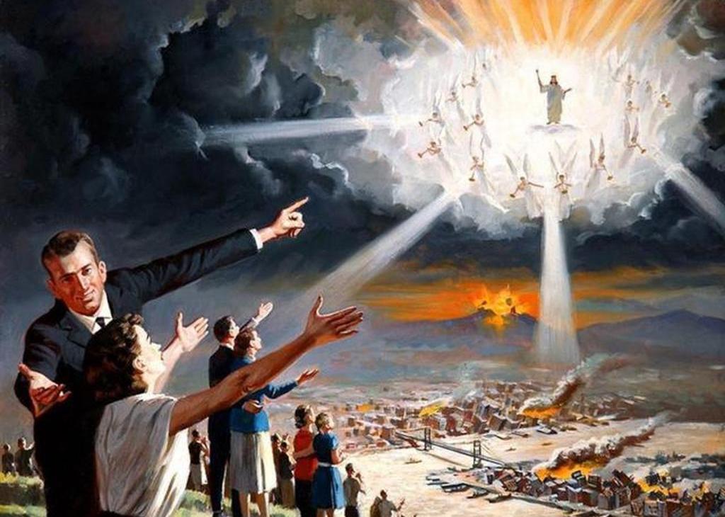 Как скоро будет второе пришествие иисуса христа?