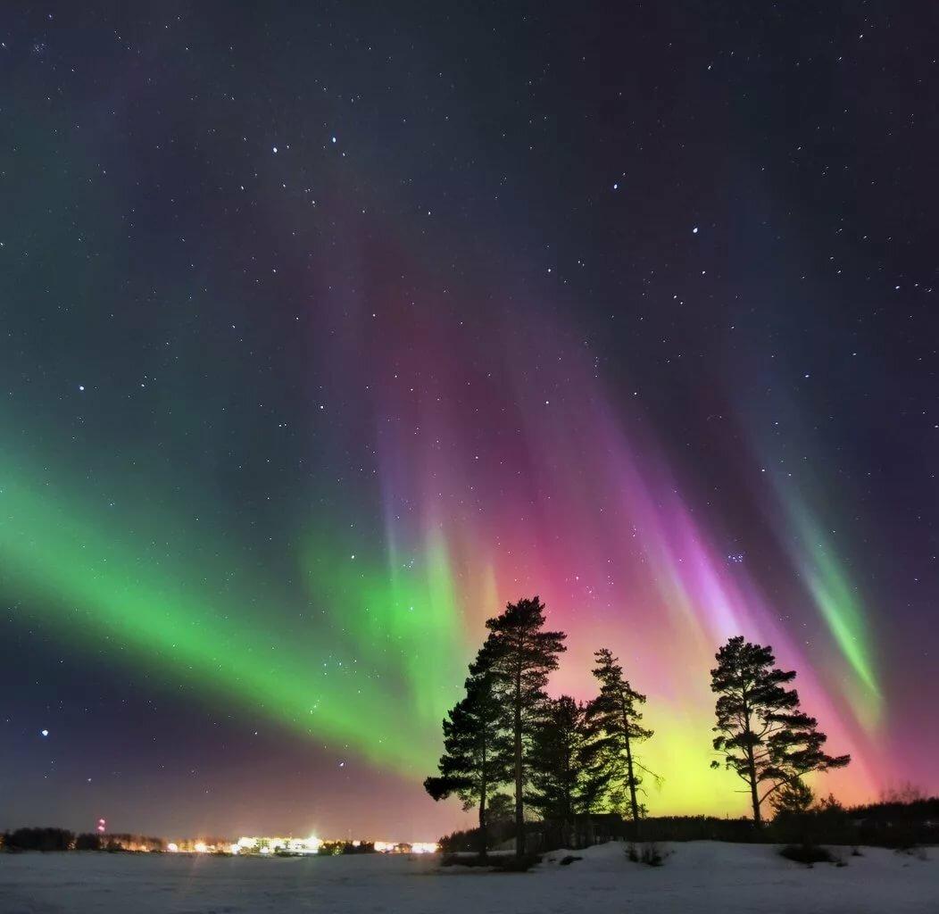 Лисьи огни: пять фактов о северном сиянии
