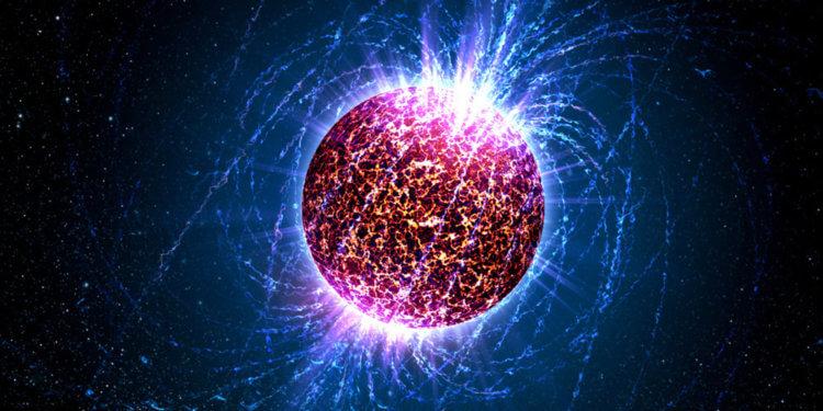 Нейтронная звезда википедия