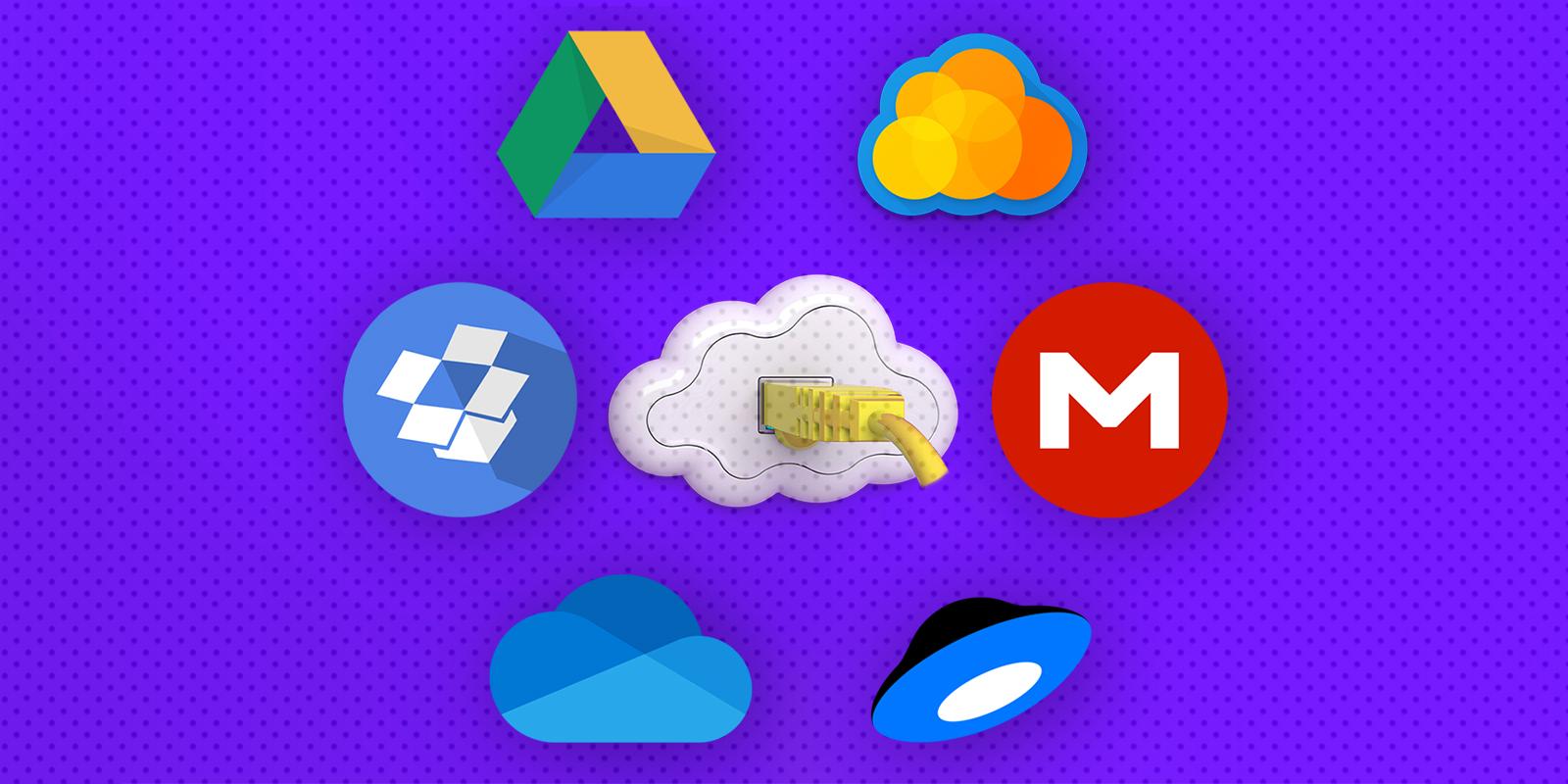 Храните данные в облаке / блог компании bigd.host / хабр